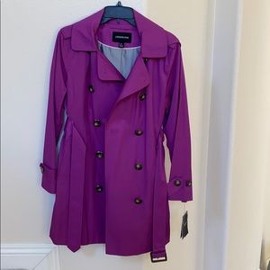 London Fog Trench Coat size PL